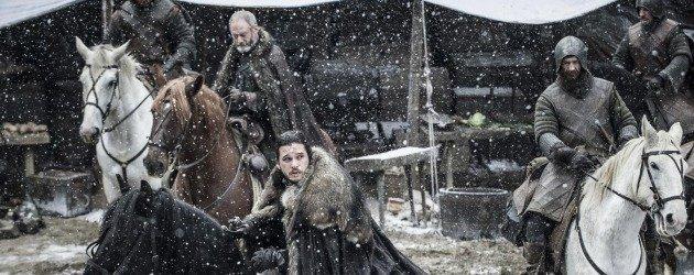 Game of Thrones 7. sezon 2. bölümden fotoğraflar yayınlandı!