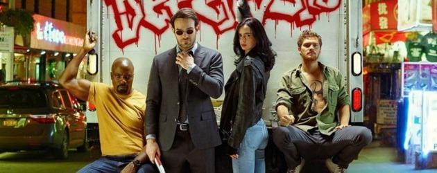 The Defenders dizisinden 2. uzun fragman yayında!