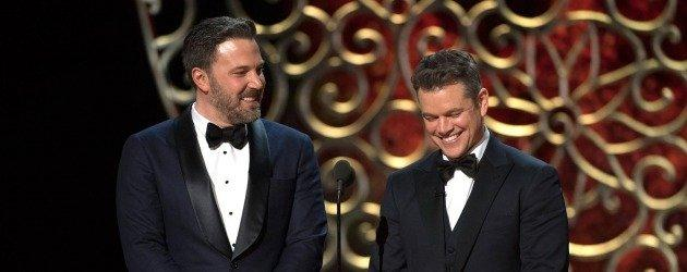 Ben Affleck ve Matt Damon'dan Showtime kanalına yeni dizi: City On A Hill