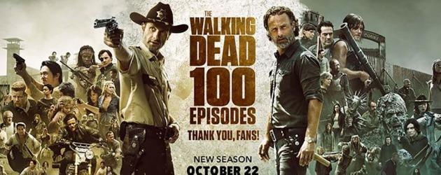 The Walking Dead ekibinden 100. bölüm özel videosu yayınlandı!
