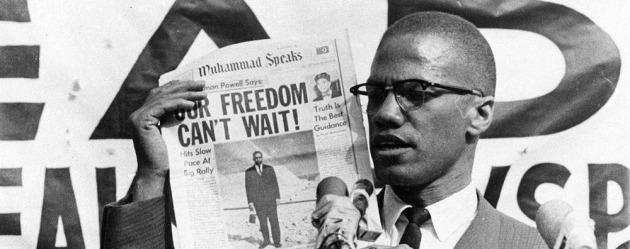 Malcolm X: A Life of Reinvention dizi oluyor!