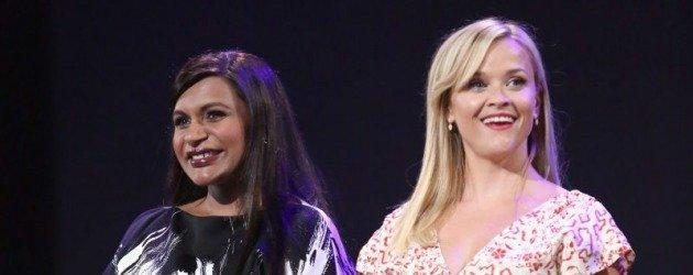 The Mindy Project final sezonuna Reese Witherspoon konuk oluyor!