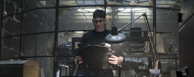 Merakla beklenen The Punisher'dan ilk görüntüler ve resmi afiş yayınlandı!