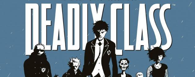 Çizgi roman uyarlaması Deadly Class dizisinin ekibinde değişiklik var!