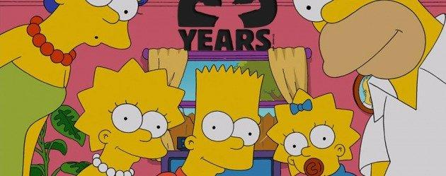 The Simpsons 25. Sezonuyla FX'te Olacak!