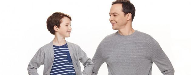 Young Sheldon dizisi Kanada'da rekor kırdı!