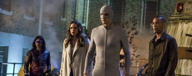 Kendrick Sampson The Flash 4. sezona Brainstorm karakteriyle katılıyor
