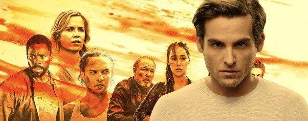Kevin Zegers da Fear the Walking Dead 4. sezonda!