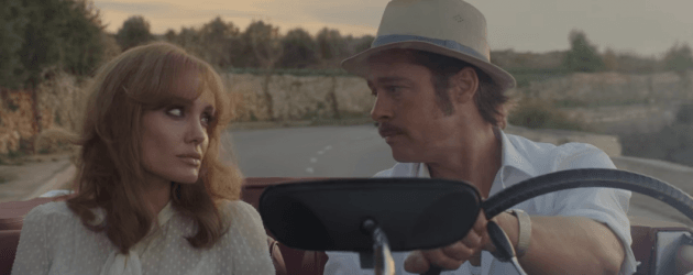 Angelina Jolie ve Brad Pitt'in yer aldığı Hayatın Kıyısında filmi ikiliyi barıştıramadı.