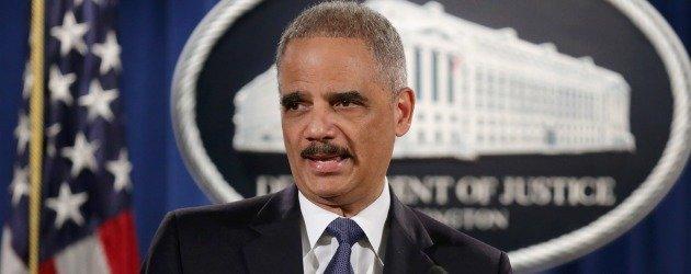 ABD'nin ilk siyahi Adalet Bakanı Eric Holder'ın hayatı dizi oluyor: Main Justice