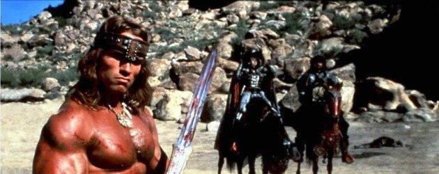 Barbar Conan dizisi geliyor!