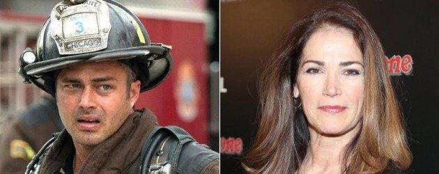 Chicago Fire dizisine Kelly Severide'ın annesi geliyor!
