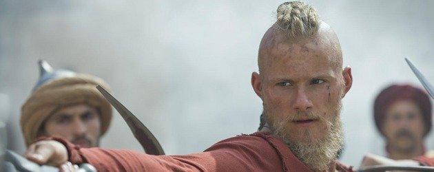 Vikings 6. sezona Eric Johnson da katıldı!