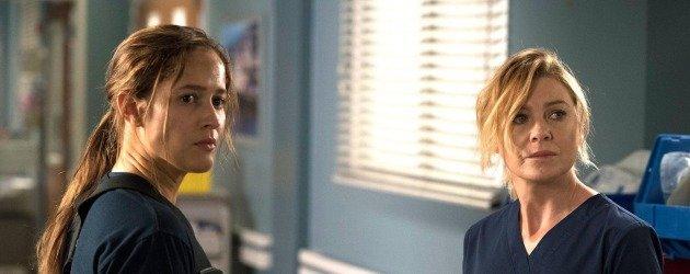Grey's Anatomy ve Station 19 dizilerinin crossover bölümünün yayın tarihi belli oldu!