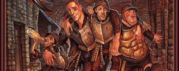 Diskdünya (Discworld) kitap serisi dizi oluyor: The Watch