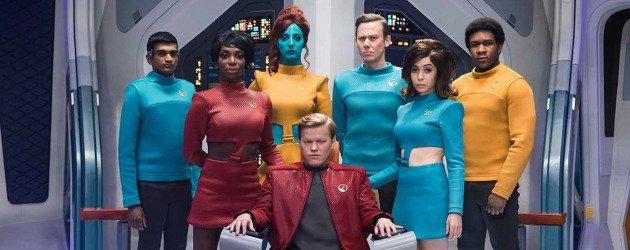 Black Mirror'a 5. sezon onayı geldi!