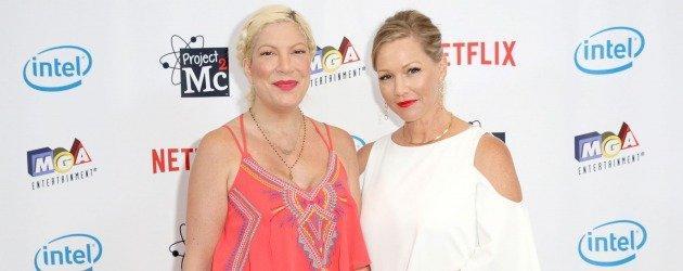 Beverly Hills, 90210 dizisi Tori Spelling ve Jennie Garth ile yeniden canlanıyor!