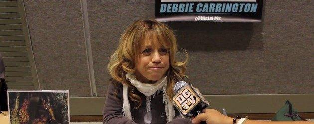 Dizi ve sinema oyuncusu Debbie Lee Carrington hayatını kaybetti!