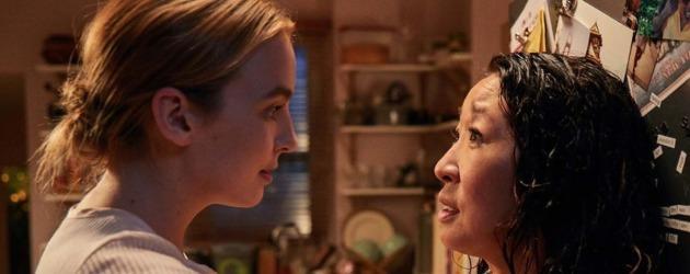 Killing Eve dizisi reytinglerde dikkat çekici yükseliş gösteriyor!