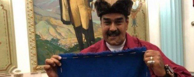 Maduro da Diriliş Ertuğrul hayranı çıktı!