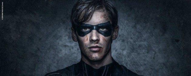 Titans dizisinden yeni Robin görselleri heyecan yarattı!