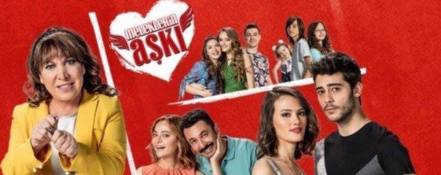 Meleklerin Aşkı oyuncuları... Show Tv'nin yeni dizisi bu akşam 1. bölüm ile ekranlarda!
