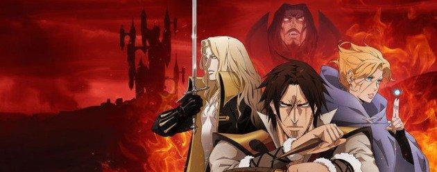 Netflix dizisi Castlevania'nın 2. sezon başlangıç tarihi duyuruldu!
