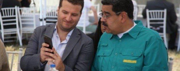 Venezuela Devlet Başkanı Maduro Diriliş Ertuğrul setini ziyaret etti!
