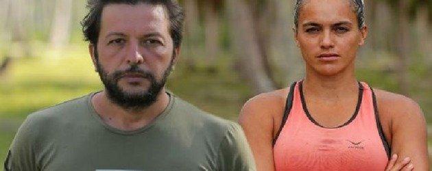 Survivor Birsen ile Nihat Doğan aşkından ilk kare geldi!