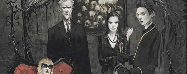 Netflix'in çizgi roman uyarlaması October Faction dizisini tanıyalım!