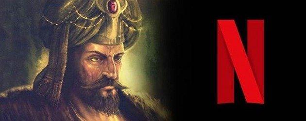 Netflix, Fatih Sultan Mehmet'in hayatını konu alan bir dizi hazırlıyor!