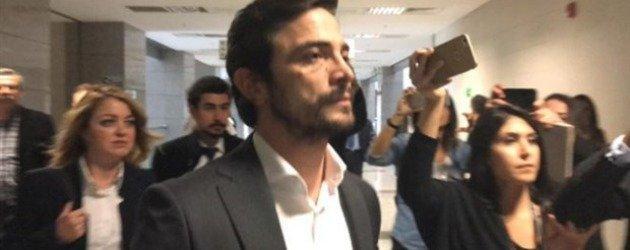 Ahmet Kural adliye çıkışı protesto edildi!