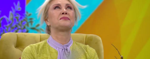 Nergis Kumbasar eski eşi Mehmet Ali Erbil için ağladı