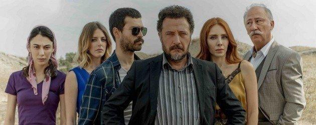 Yiğit Özşener'in yeni dizisi Bozkır'ın oyuncu kadrosunda kimler var?