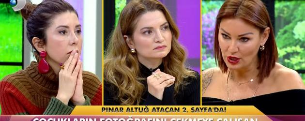 Oyuncu Pınar Altuğ çocuk istismarı konusunda bir itirafta bulundu!