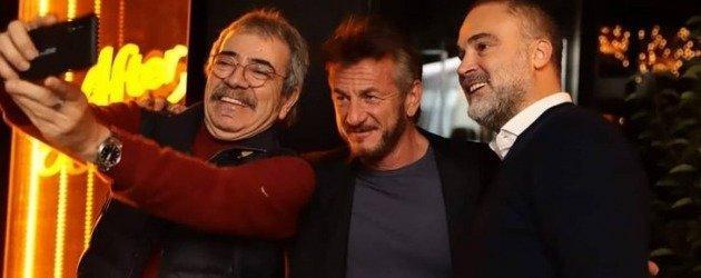 Selçuk Yöntem ile Sean Penn aynı karede!