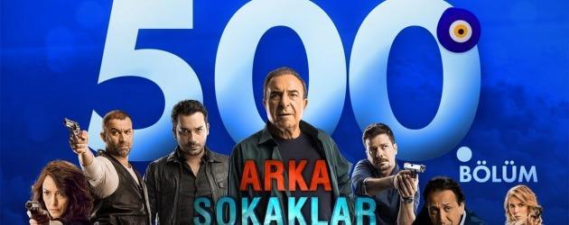 Arka Sokaklar 500. bölüme ulaştı! Bu başarının sırrı ne?