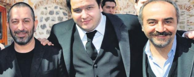 Cem Yılmaz, Yılmaz Erdoğan ve Şahan Gökbakar boykota gidiyor!