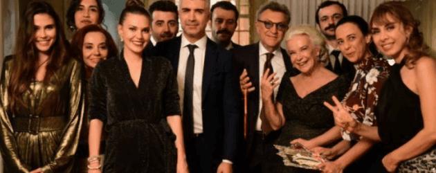 İstanbullu Gelin dizisinin Arap versiyonu çekiliyor!