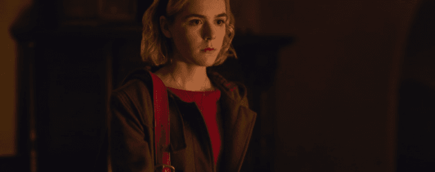 Chilling Adventures of Sabrina ile iki sezon daha!