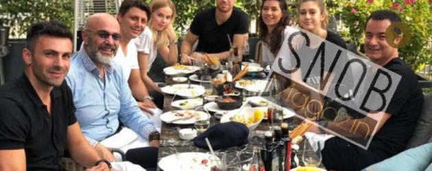 Acun Ilıcalı'nın sevgilisi olduğu iddia edilen Itır Esen'le fotoğrafı ortaya çıktı!