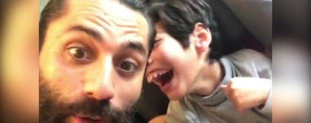Çılgın Sedat herkesi oğlu Siraç için desteğe davet ediyor!