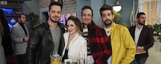 Murat Boz Jet Sosyete dizisine konuk oluyor!