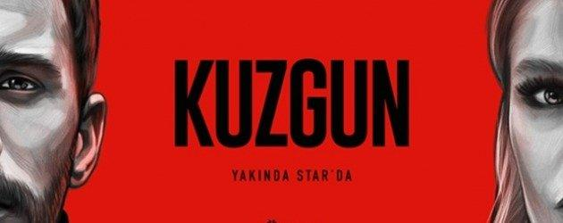 Barış Arduç ve Burcu Biricik'in yeni dizisi Kuzgun'dan 1. bölüm fragmanı geldi!
