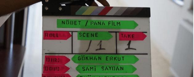 Necati Şaşmaz'ın yeni dizisi Nöbet'in afişi paylaşıldı!