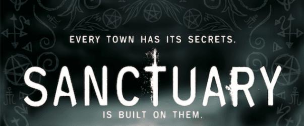 Her kasabanın sırları vardır! Sanctuary romanı dizi oluyor!