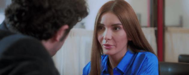 Masterchef Tuğçe Bizim Hikaye dizisinde Hazal Kaya ile oynadı!