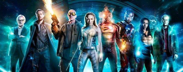 Legends of Tomorrow 5. sezonuyla da ekranlarda olacak!