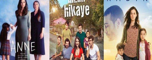 Bizim Hikaye, Kadın ve Anne dizileri Latina Turkish Awards ödüllerine damgasını vurdu!