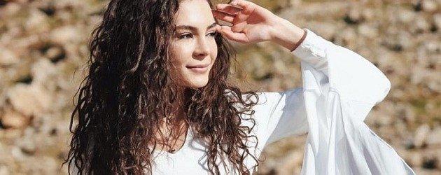 Ebru Şahin Hercai dizisinde canlandırdığı Reyyan karakterini çok sevdi!